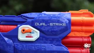 Nerf N-Strike Elite Soft Bullet Gun Pistol Game Shooting Model Toy for Children