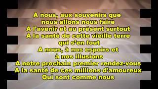 Joe Dassin a toi lyrics