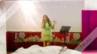 俄國美聲少女Sonya Lapshskova蒞校獻唱