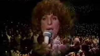 Barbra Streisand Sings Hatikvah