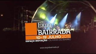 ExpoBAIRRADA 2015 - Oliveira do Bairro, Espaço Inovação (Spot Promocional)