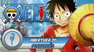 ONE PIECE - Abertura 20 em Português (BR) - HOPE