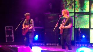 Ed Sheeran and Foy Vance - Kiss Me Phoenix Az 2/13/13