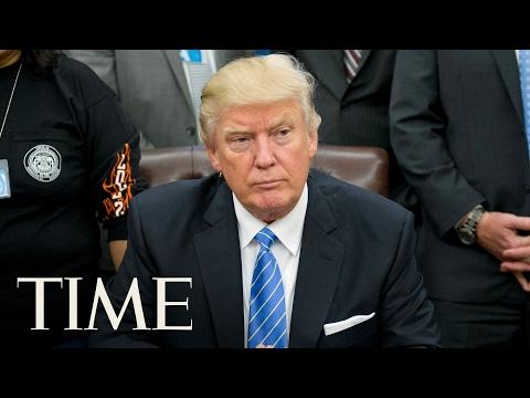 Neil Gorsuch: President Donald Trump Announces Supreme Court Nominee   TIME