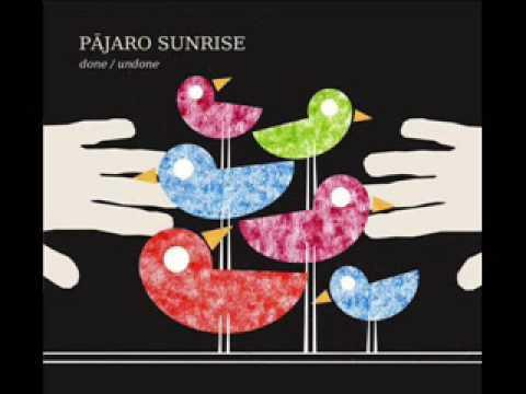 Summerface de Pajaro Sunrise Letra y Video