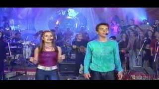(HD) Sandy e Junior - Olha O Que O Amor Me Faz