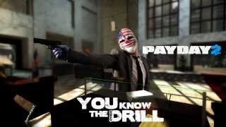 Payday 2 Beta: Jewel Heist Overkill - Smash and Grab (Gameplay)