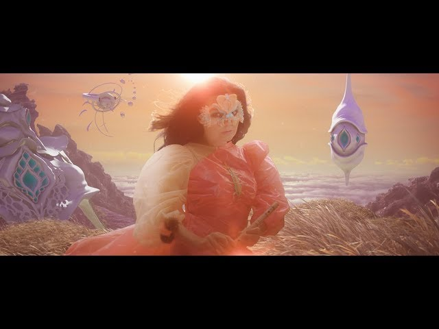 Videoclip de Björk - The Gate