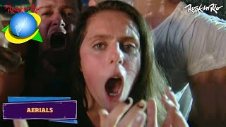 System Of A Down - Aerials LIVE【Rock In Rio 2015 | 60fpsᴴᴰ】