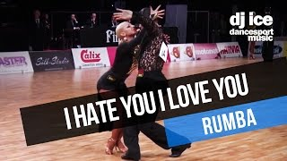 RUMBA | Dj Ice - I Hate You I Love You (25 BPM)