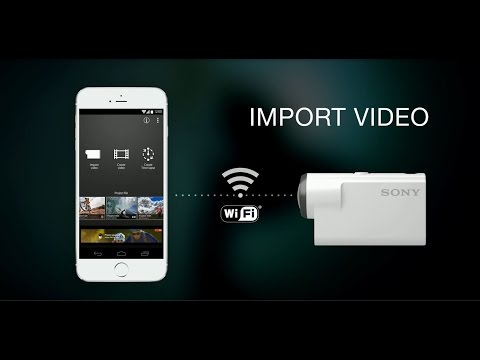 Action Cam | Action Cam App | Sony