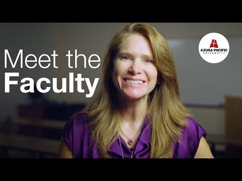 Meet the Faculty: Kathryn Ecklund, Ph.D.