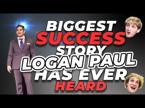 The Biggest Success Story Logan Paul Has Ever Heard - Grant Cardone photo