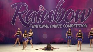 Best Open // EYE OF THE TIGER - Michelle's Dance X-plosion [San Mateo, CA]