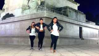 Dif'Fuzion - Mavado ft. Nicki Minaj - Give it all to me - Choreography by Mel