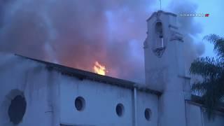 Church Fire / Los Angeles  10.3.18