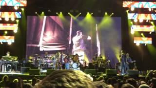 Santana - Corazon Espinado (2nd half) @SF Festival
