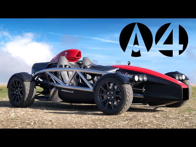 Ariel Atom 4