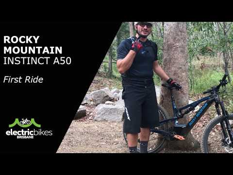 Rocky Mountain Instinct Powerplay A50 | First Ride Impressions