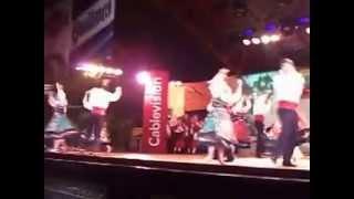 """Fiesta Nacional del Inmigrante 2010, Ballet de la Colectividad Portuguesa """"CORAÇAO LUSO"""": Vira"""