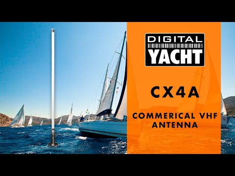 CX4A - Commercial VHF Antenna - Digital Yacht