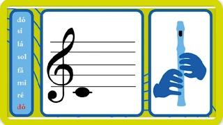 Aprende a tocar as notas | Flauta de Bisel