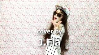 David Guetta feat. Nicki Minaj & Afrojack - Hey Mama (cover by J.Fla)