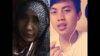 "Azis Feat naila wynne ""AY"" D'bagindas smule Indonesia"