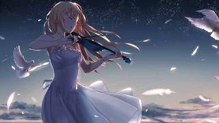 Christian Nightcore--What a Beautiful Name it is by Hillsong United