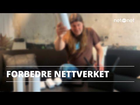 Bedre nettverk? Orvar guider   NetOnNet Klubbhylla