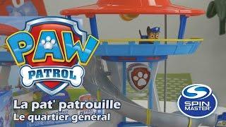 Le quartier g�n�ral Paw Patrol : La Pat' Patrouille