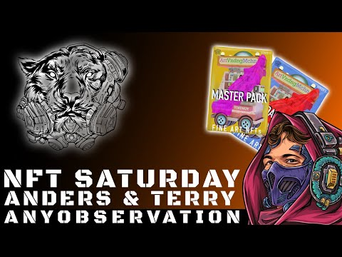 NFT Saturday with Terry!