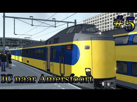 IC naar Amersfoort - Train Simulator 2017 (Livestream #5)