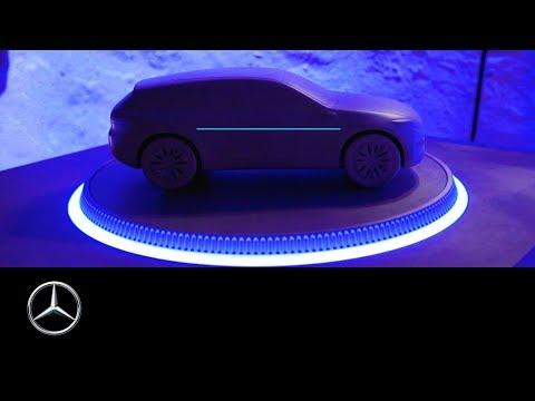 Mercedes-Benz EQ Night   Tech Open Air 2018