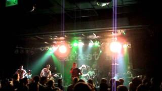 The Southern Oracle - Fear Comes in Waves (Live at Dürer Kert, Budapest, Hungary, 2011.11.11)