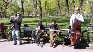 Bei Mir Bist Du Schön - Tin Pan (live in Central Park)