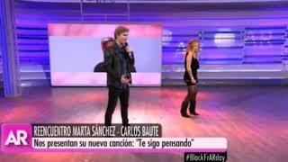 Marta Sánchez, Carlos Baute - Te sigo pensando