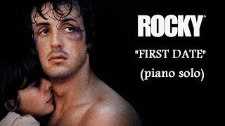 Rocky piano - First Date - Bill Conti (Creed Soundtrack)