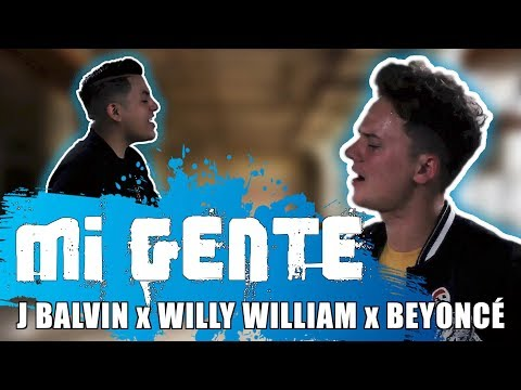 J. Balvin, Willy William - Mi Gente featuring Beyoncé (English Version)