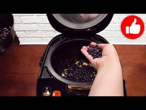 Я не могу перестать его готовить! Без возни, Вкуснее торта! Пирог с ягодами в мультиварке!