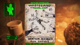Wasteland Survival Guide - Old Gullet Sinkhole - Fallout 4