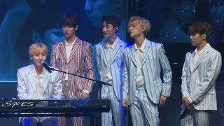 PENTAGON (펜타곤) 'NEVER' LIVE Stage (PRODUCE 101, 프로듀스 101, 후이, 우석)