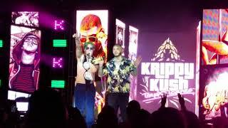 Farruko Ft Lary Over - Krippy Kush ( En Vivo )