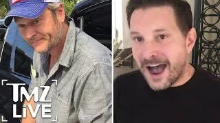 BLAKE SHELTON'S A Fan Of TY HERNDON, Says His Sexuality is Irrelevant | TMZ Live