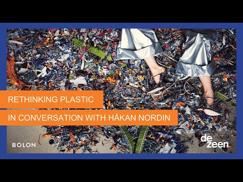 Live interview with Håkan Nordin on rethinking the use of plastic in design | Talks | Dezeen
