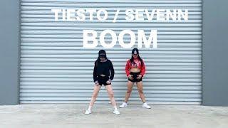 [155CM] Tiësto & Sevenn - BOOM (Jane Kim Choreography)