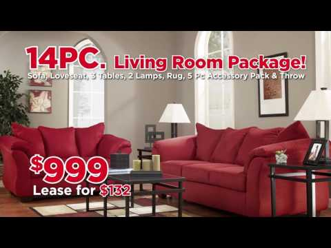 Presidents Day Living Room packages 1