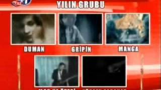 TRT Müzik Ödülleri - Yılın Grubu | gripin