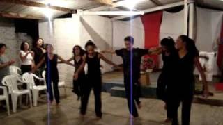 Dança e Louvor ao Deus Vivo