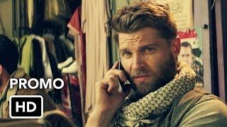 """The Brave (NBC) """"Engage and Infiltrate"""" Promo HD"""